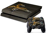 PS4 Skin - Mad Scorpion