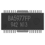 PS2 BA5977FP Chip